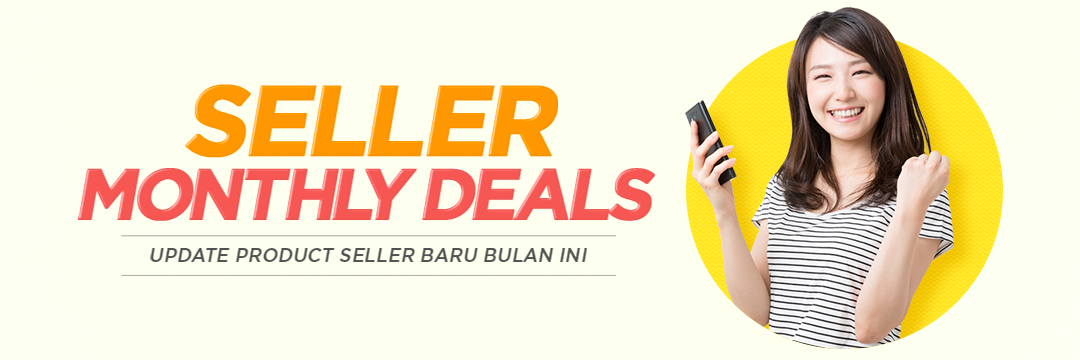 Seller Monthly Deals